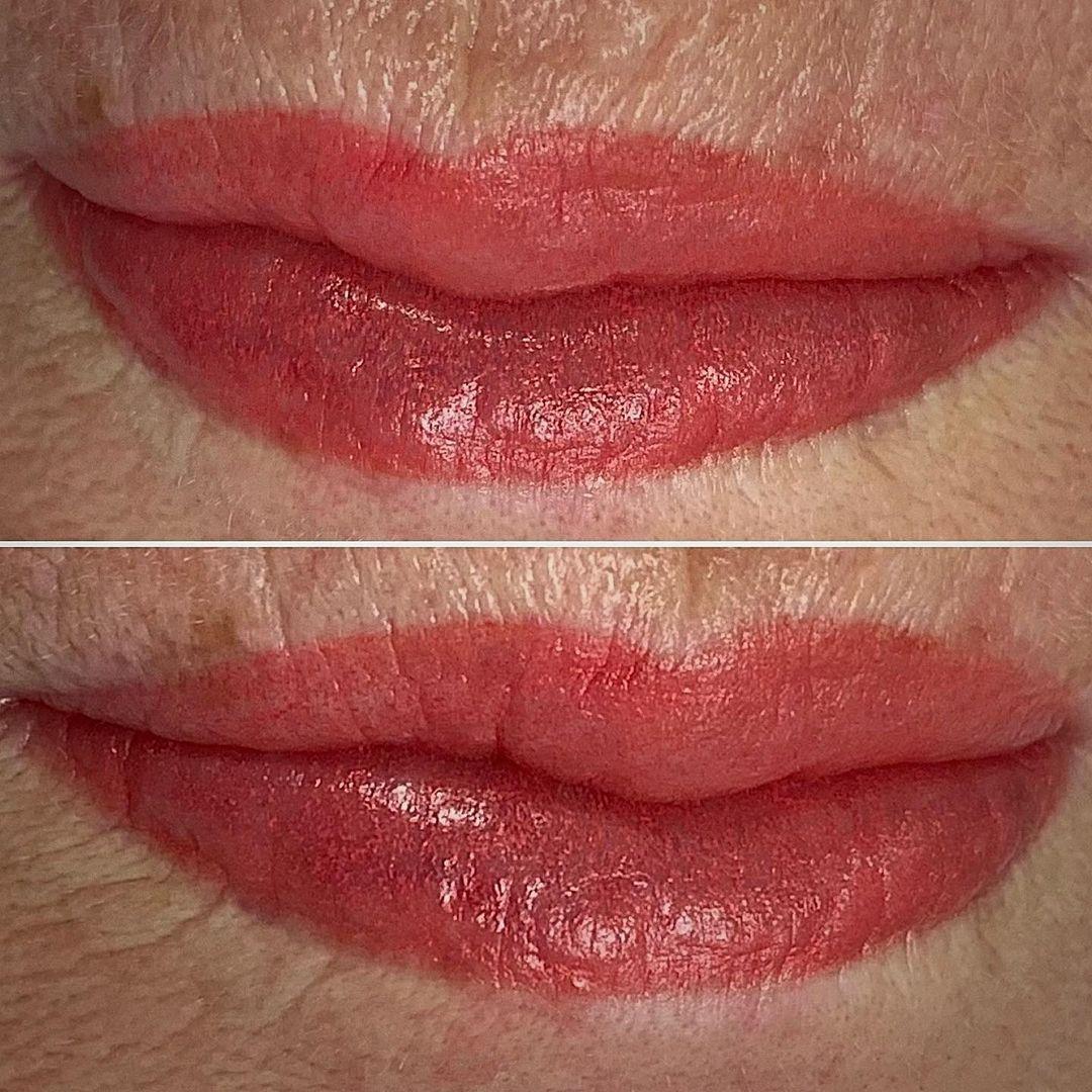 Освежить губы в деликатном возрасте - ВОЗМОЖНО