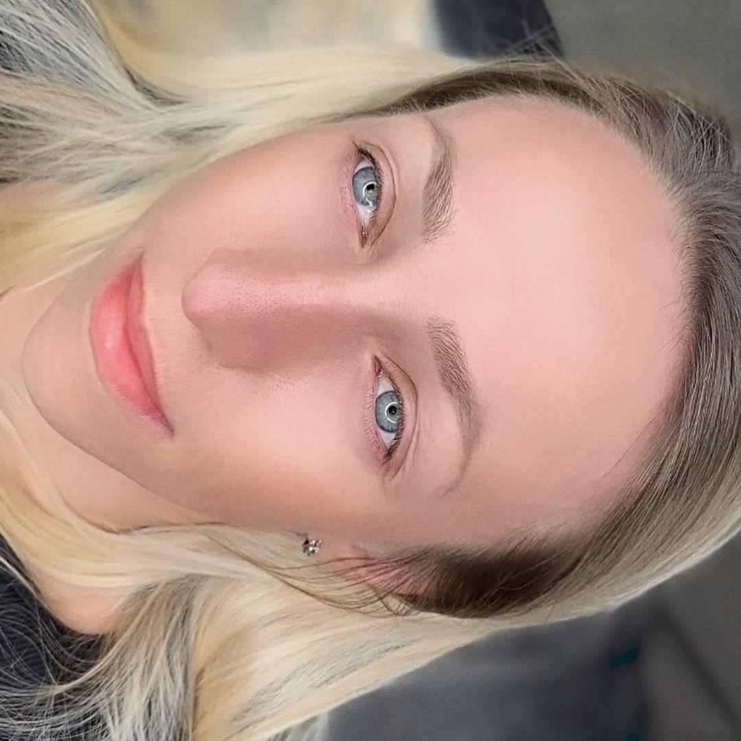 Перманентному макияжу бровей почти 2 года | Фото без фильтров