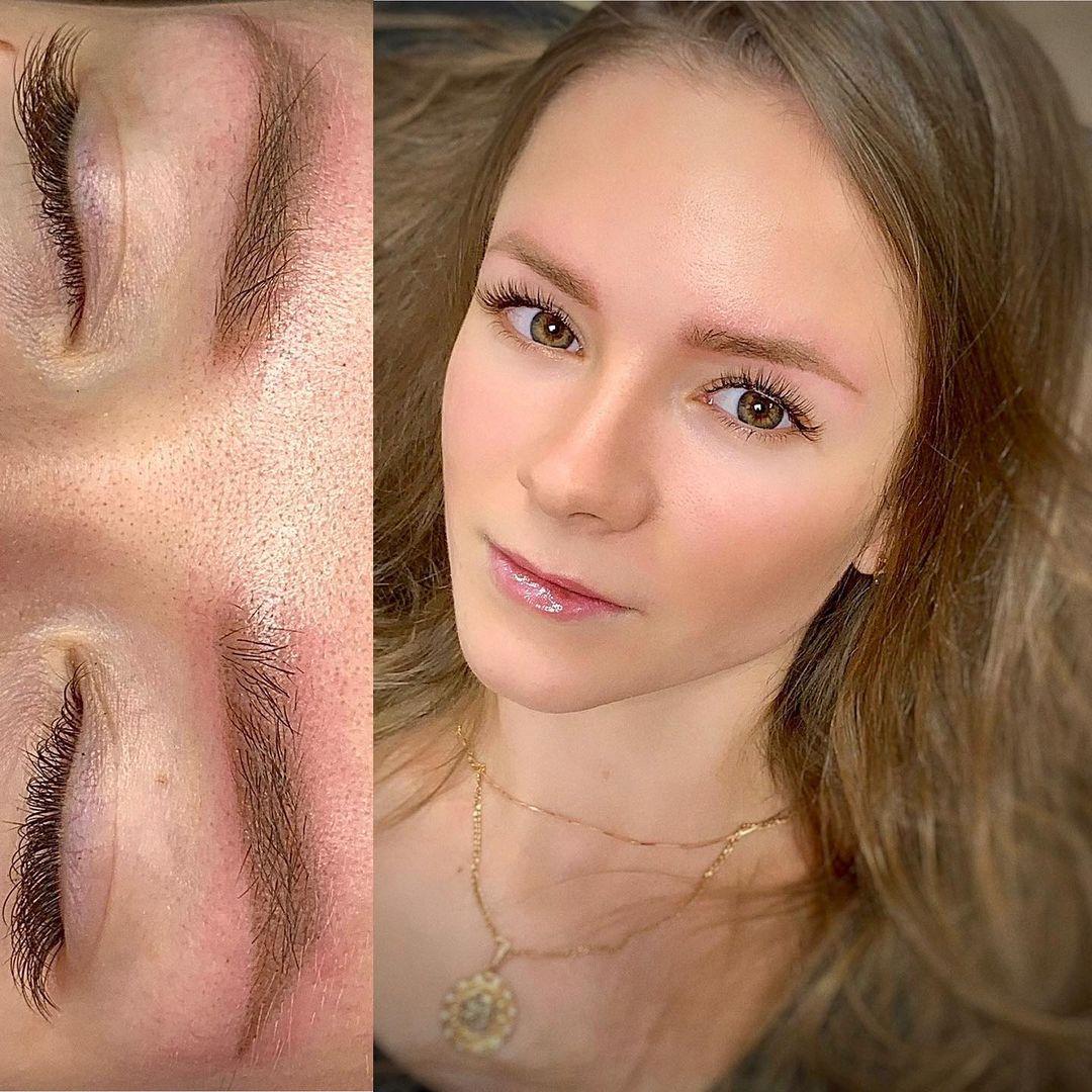 Перманентный макияж | Бровям 3 года | Хабаровск