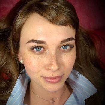 Отзыв клиента   Оформление и окрашивание бровей краской   Хабаровск   Глущенко Оксана