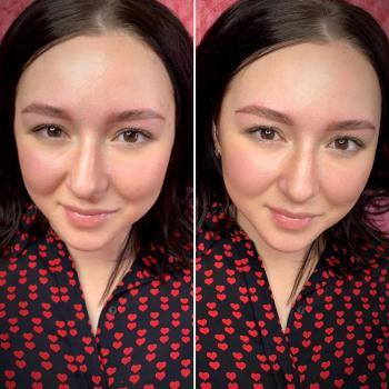 Перманентный макияж, татуаж, пудровые брови, Хабаровск