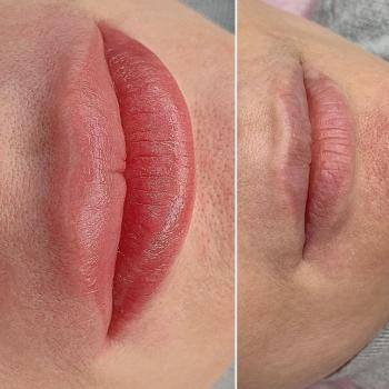Перманентный макияж губ, Хабаровск