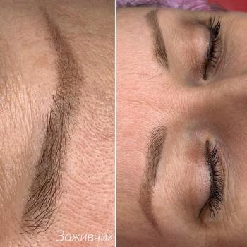 Как выглядит перманентный макияж | Хабаровск