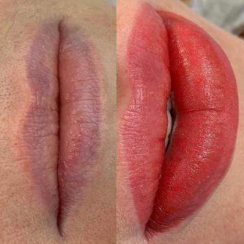 Перманентный макияж губ в Хабаровске