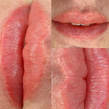 Перманентный макияж губ в Хабаровске   Глущенко Оксана