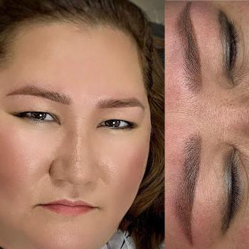 Перманентный макияж бровей | Азиатская внешность | Хабаровск