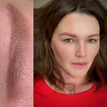 Пудровые брови | Мало волосков | Хабаровск