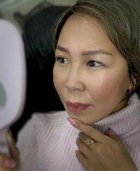 Перманентный макияж бровей азиатскому типу лица   Хабаровск