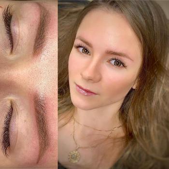 Перманентный макияж   Бровям 3 года   Хабаровск