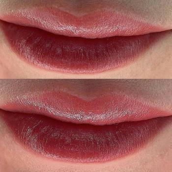 Перманентный макияж губ в Хабаровске   Фото и видео   Глущенко Оксана